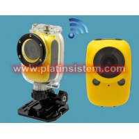 PS-1458 Wi-fi  Aksiyon Kamera