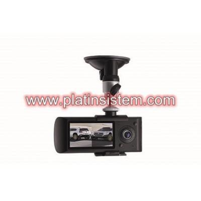 PS-1400 İki Kameralı Araç Kamerası